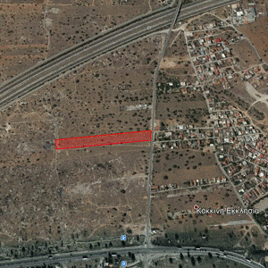 Plot of Land in Elefsina, Attica