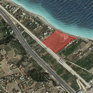Plot of Land in Kiato, Peloponnese